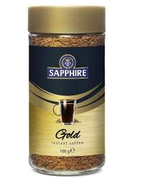 Sapphire Gold Instant Coffee 100g Jar