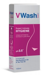 V Wash Plus Intimate Hygiene Wash PH3.5 100ml