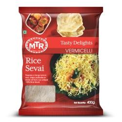 Mtr Rice Sevai Vermicelli 400 Gm
