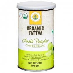Organic Tattva Amla Powder 100g