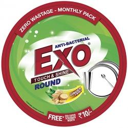Exo Anti Bacterial Touch & Shine Dishwash Bar 500g