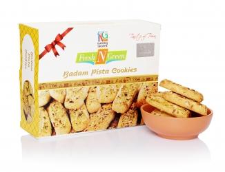 Badam Pista Cookies 300g
