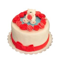 Fondant Cake 10 1kg