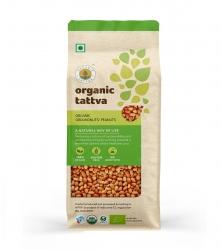 Organic Tattva Peanuts 500g