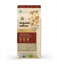 Organic Tattva Soybean Flour 500g