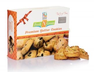 Premium Butter Cookies 300g