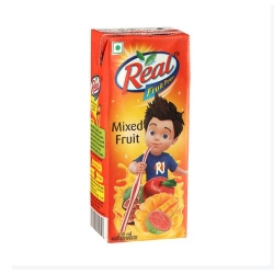 Real Fruit Power Mixed Fruit 200ml