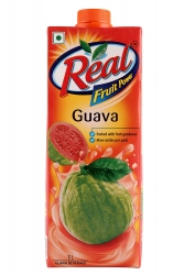Real Fruit Power Guava 1Ltr