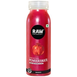 Raw Pressery Pomegranate Fruit Drink 250ml