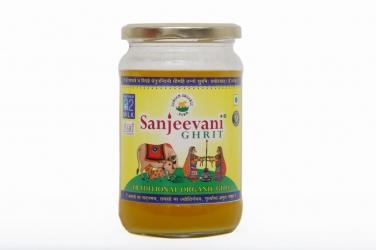 Sanjeevani Traditional Organic Ghee 500ml