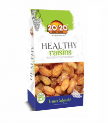 20-20 Healthy Raisins Abjosh Royal 250g