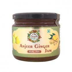 Desert Fruitos Anjeer Ginger Jam 400g