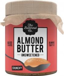 The Butternut Unsweetened Almond Butter Crunchy 200g