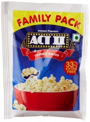Act ll Instant Classic Salted Popcorn 90g