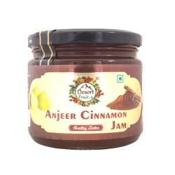 Desert Fruitos Anjeer Cinnamon Jam 400g