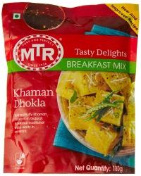 Mtr Instant Khaman Dhokla Mix 180g