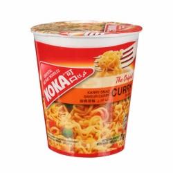 Koka Curry Flavour Cup 70g