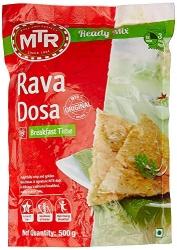 Mtr Rava Dosa Breakfast Mix 500g