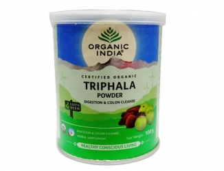 Organic India Triphala Powder 100g