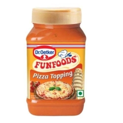 Funfoods Italian Pizza Topping 325g