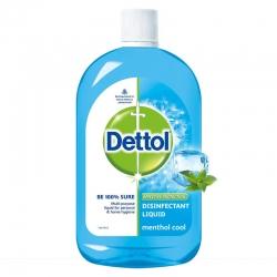 Dettol Multipurpose Disinfectant Liquid Menthol Cool 500ml