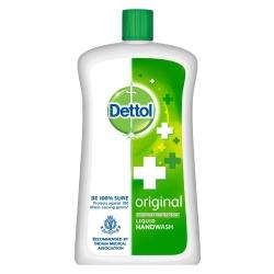 Dettol Liquid Hand Wash Jar Original 900ml