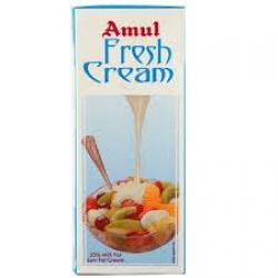 Amul Fresh Cream 250ml