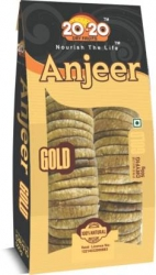 20-20 Anjeer Gold Figs 500g