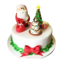 Fondant Cake 09 1kg
