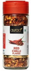 Auraa Red Chilli Flakes 40g