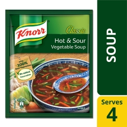 Knorr Chinese Hot and Sour Veg Soup 43g