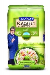 Daawat Rozana Gold Basmati Rice 1kg