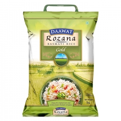 Daawat Rozana Gold Basmati Rice 5kg