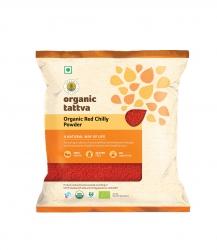 Organic Tattva Red Chilly Powder 100g