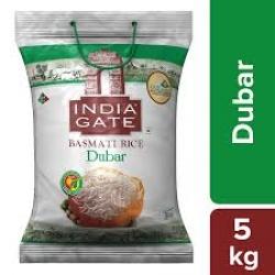 India Gate Dubar Basmati Rice 5kg