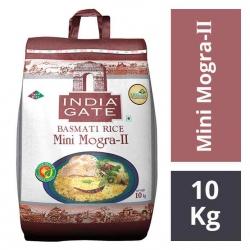 India Gate Basmati Rice Mini Mogra II 10kg