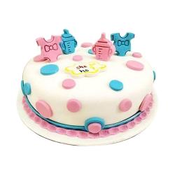 Fondant Cake 01 1kg