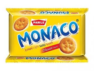 Parle Monaco Crispy Light Salty Snack Classic Regular 200g