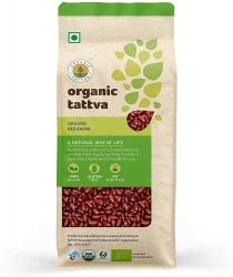Organic Tattva Red Rajma 500g