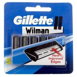 Gillette Wilman Razor 5Cart
