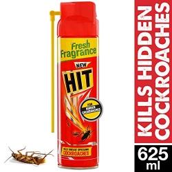 Hit Cockroach Killer Spray 625ml (Red Colour)