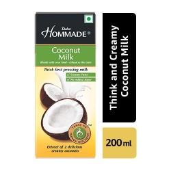 Dabur Hommade Coconut Milk 200ml