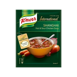 Knorr Soup Hot and Sour Chicken Pouch 38g