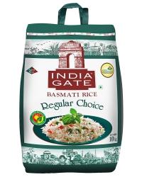 India Gate Regular Choice Basmati Rice 10kg