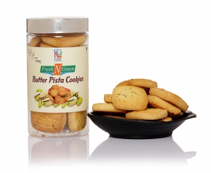 Butter Pista Cookies 150g