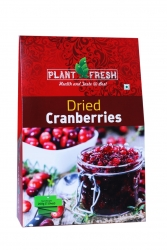 Plant Fresh Dried Whole Cranberries 200g