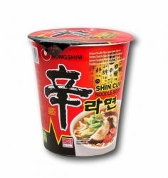 Nongshim Shin Cup Noodles Soup 68g