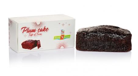 Plum Cake 400g