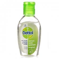 Dettol Hand Sanitizer Original Liquid 50ml