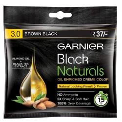 Garnier Black Naturals Hair Color Shade 3 20g+20ml